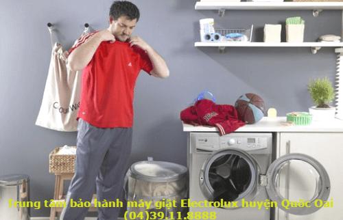 bảo hành máy giặt electrolux huyện quốc oai