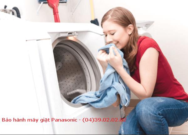 bảo hành máy giặt panasonic tại nhà