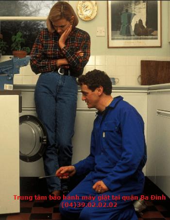 bảo hành máy giặt quận ba đình
