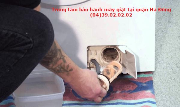bảo hành máy giặt quận hà đông