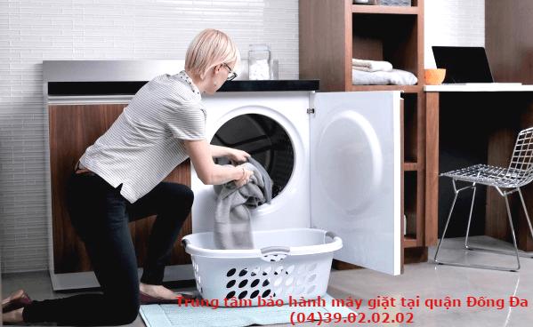 bảo hành máy giặt tại quận đống đa