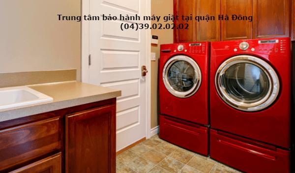 bảo hành máy giặt tại quận hà đông
