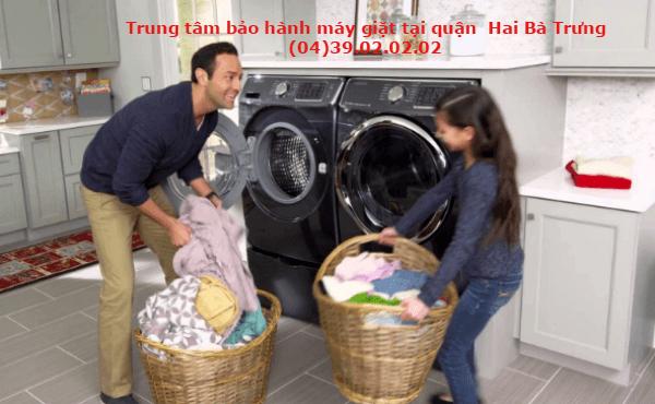 bảo hành máy giặt tại quận hai bà trưng