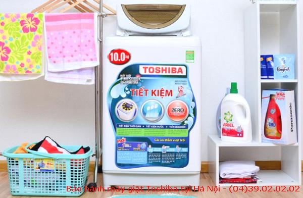 bảo hành máy giặt toshiba tại hà nội