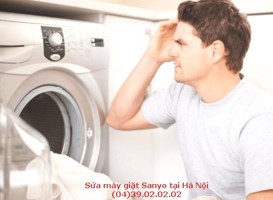sửa chữa máy giặt sanyo tại hà nội