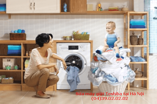 sửa chữa máy giặt toshiba tại hà nội
