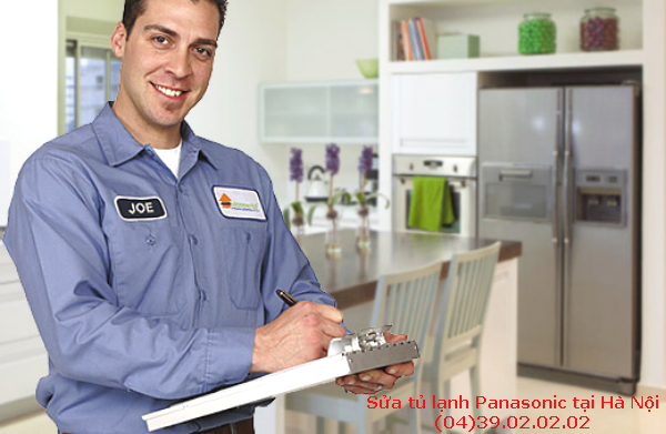 sửa chữa tủ lạnh panasonic tại hà nội
