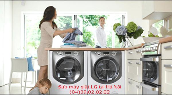 sửa máy giặt lg tại nhà hà nội