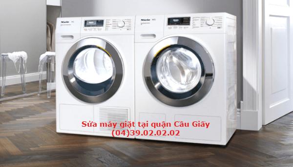 sửa máy giặt quận cầu giấy