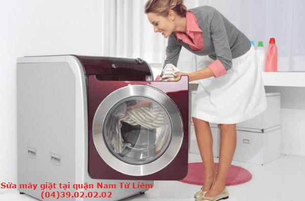 sửa máy giặt quận nam từ liêm