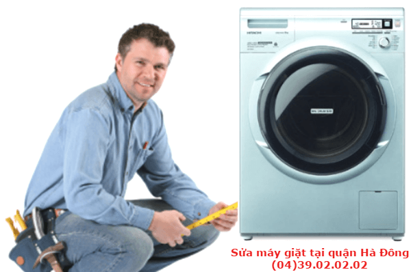 sửa máy giặt tại hà đông