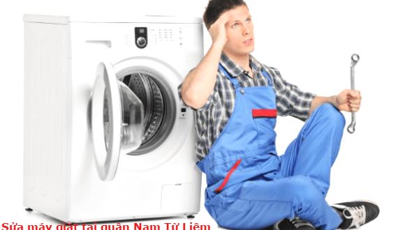 sửa máy giặt tại quận nam từ liêm