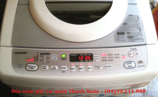 sửa máy giặt tại quận thanh xuân