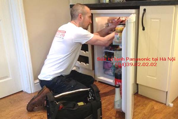 sửa tủ lạnh panasonic tại hà nội