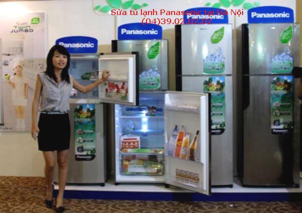 sửa tủ lạnh panasonic tại nhà