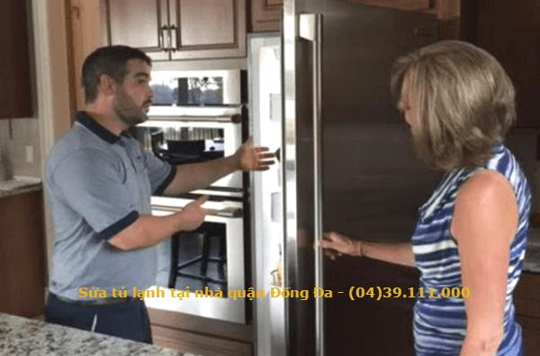 sửa tủ lạnh tại nhà đống đa