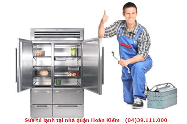 sửa tủ lạnh tại nhà quận hoàn kiếm