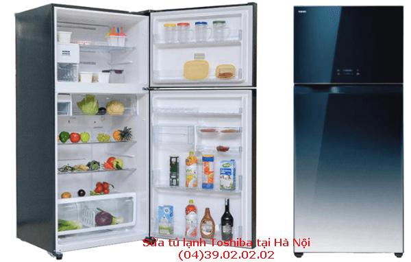 sửa tủ lạnh toshiba tại nhà hà nội