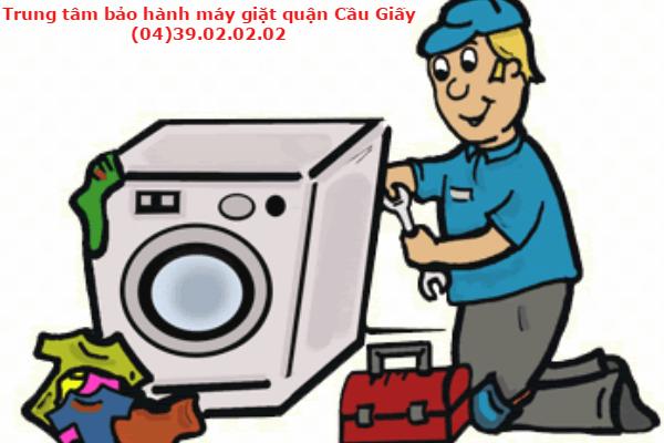 trung tâm bảo hành máy giặt quận cầu giấy