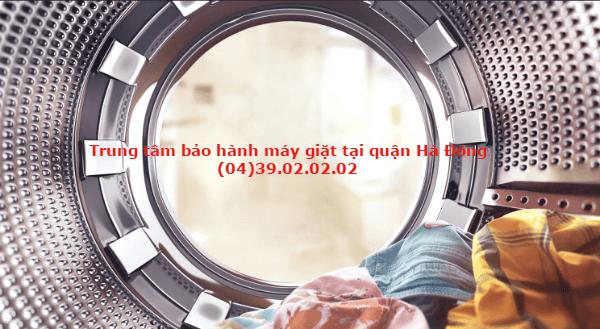 trung tâm bảo hành máy giặt tại quận hà đông