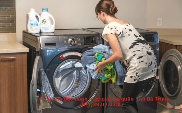 trung tâm bảo hành máy giặt tại quận hai bà trưng