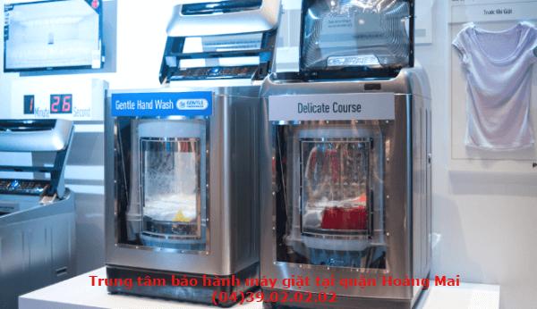trung tâm bảo hành máy giặt tại quận hoàng mai