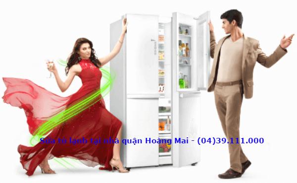 sửa tủ lạnh tại hoàng mai