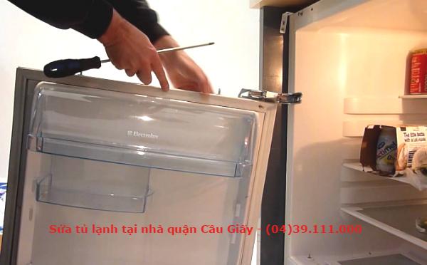 sửa tủ lạnh tại nhà quận cầu giấy