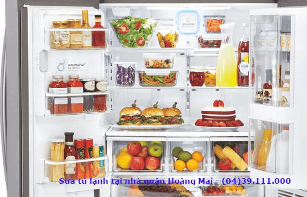 sửa tủ lạnh tại nhà quận Hoàng Mai