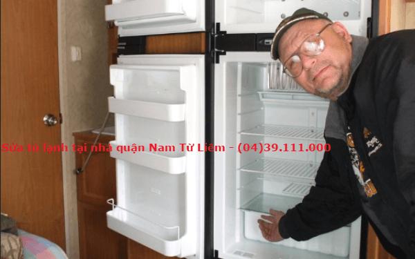sửa tủ lạnh tại nhà quận nam từ liêm