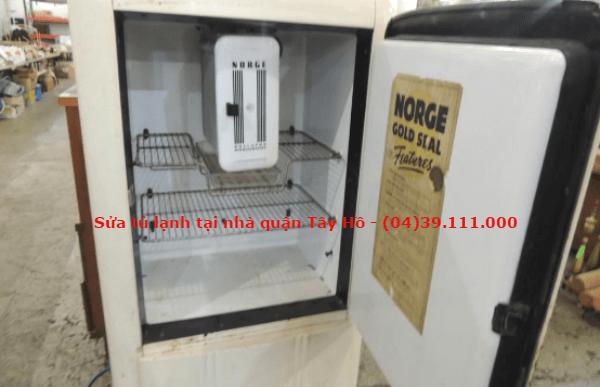sửa tủ lạnh tại nhà tây hồ