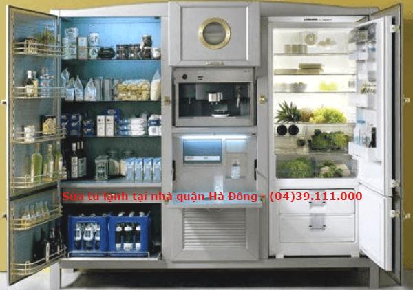 sửa tủ lạnh tại quận hà đông