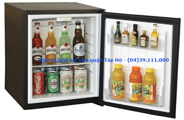 sửa tủ lạnh tại quận tây hồ