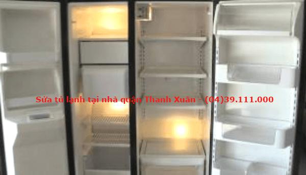 sửa tủ lạnh tại quận thanh xuân