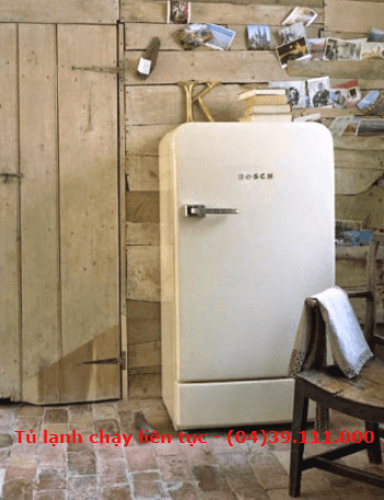 tủ lạnh chạy liên tục