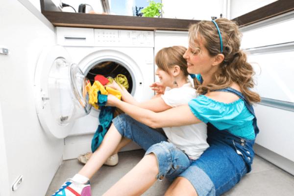 tự sửa lỗi máy giặt sanyo tại nhà