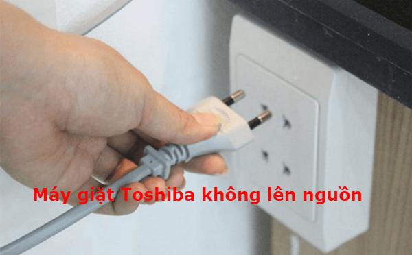 lỗi cơ bản máy giặt Toshiba