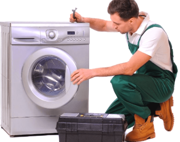 lỗi cơ bản ở máy giặt lg