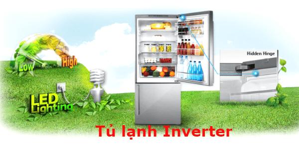 vì sao nên mua tủ lạnh inverter
