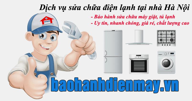 dịch vụ sửa chữa điện lạnh tại nhà Hà Nội