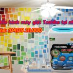 Địa chỉ bảo hành máy giặt Toshiba tại Hà Nội