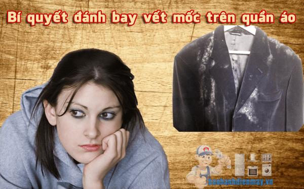 Bí quyết đánh bay vết móc trên quần áo