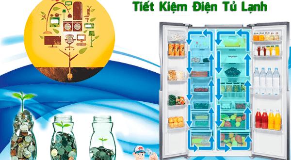 Mẹo hay giúp tiết kiệm điện tủ lạnh hiệu quả