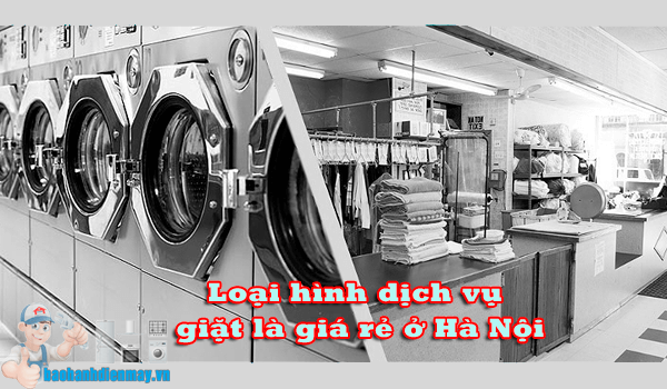 Dịch vụ giặt là ở Hà Nội giá rẻ