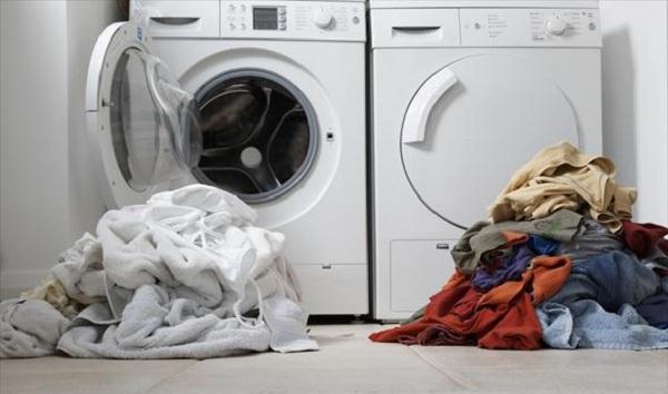Bí quyết giúp quần áo không bị nhăn khi giặt máy 1