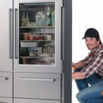 sửa lỗi tủ lạnh Hitachi báo lỗi F002